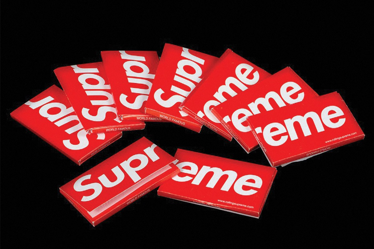 Supreme accessories rolling papers 1200x800