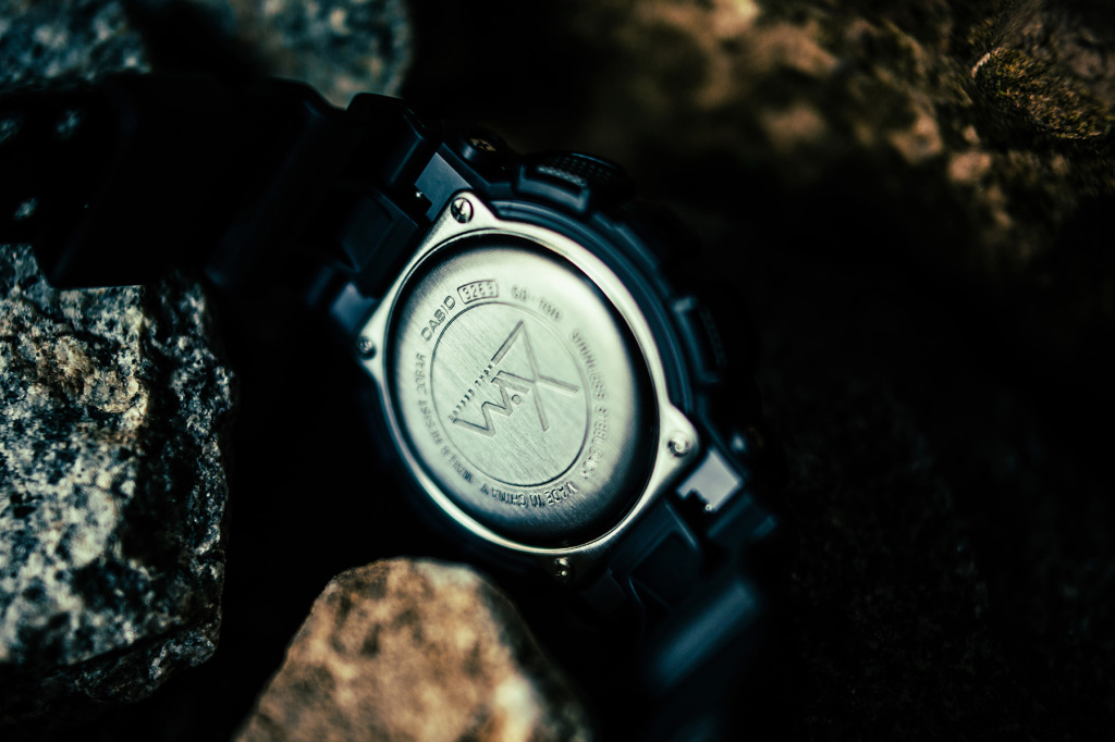 G shock darker than wax collaboration 3