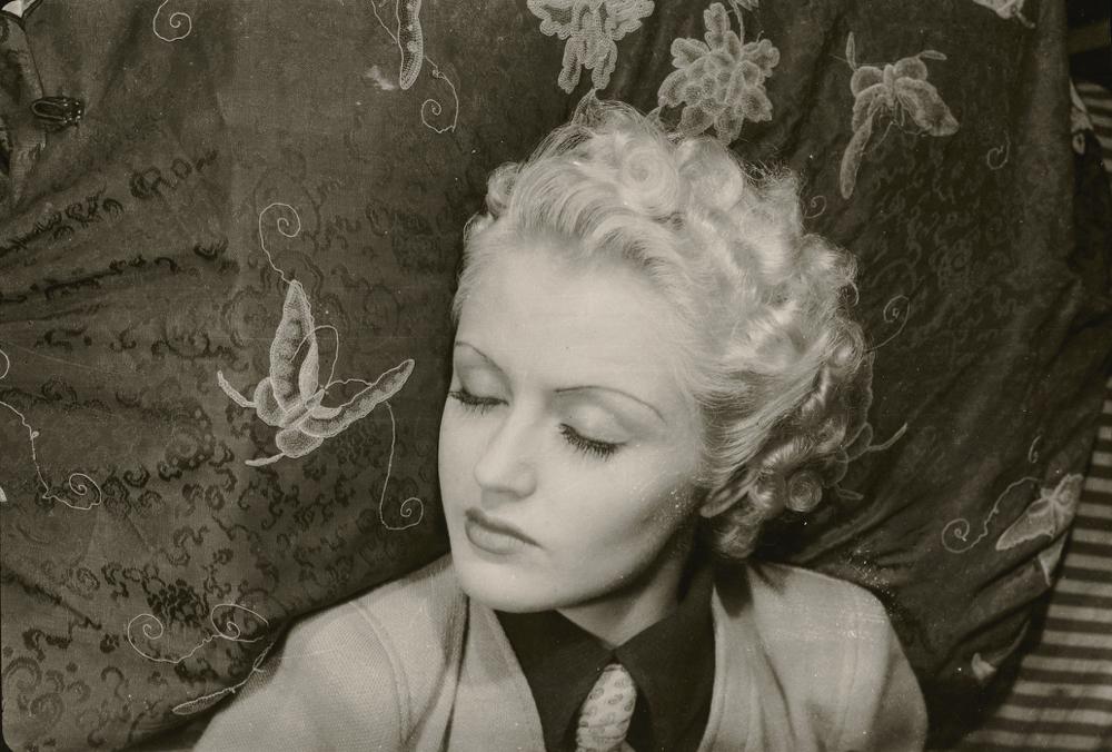 Nicole Bouban; Wols (French, born Germany, 1913 - 1951), Georg Heusch; Paris, France; negative: about 1933; print: 1976; Gelatin silver print; 13.6 × 20.2 cm (5 3/8 × 7 15/16 in.); 84.XM.140.168