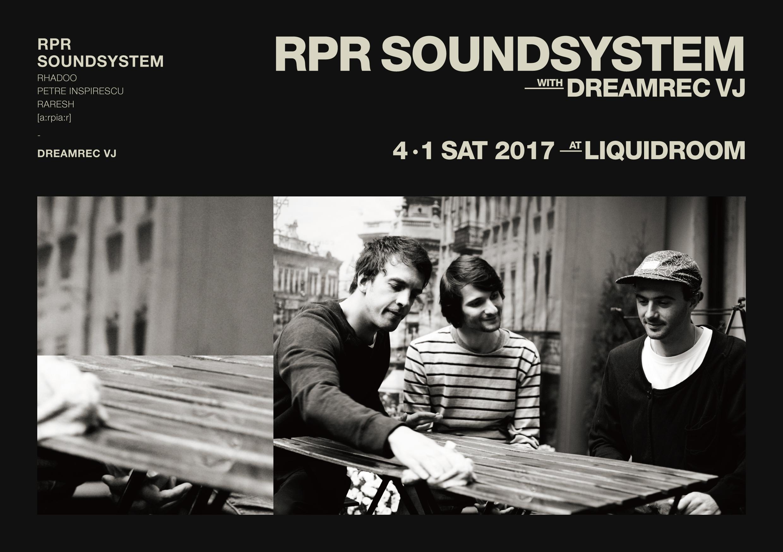 RPR SOUNDSYSTEM
