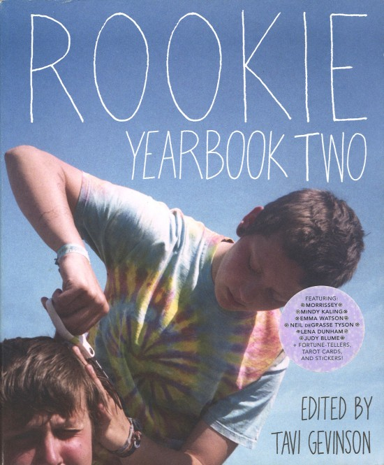 ROOKIE YEAR BOOK
