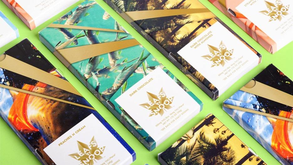 Leafs Snoop Dogg marijuana Pentagram product dezeen 936 9
