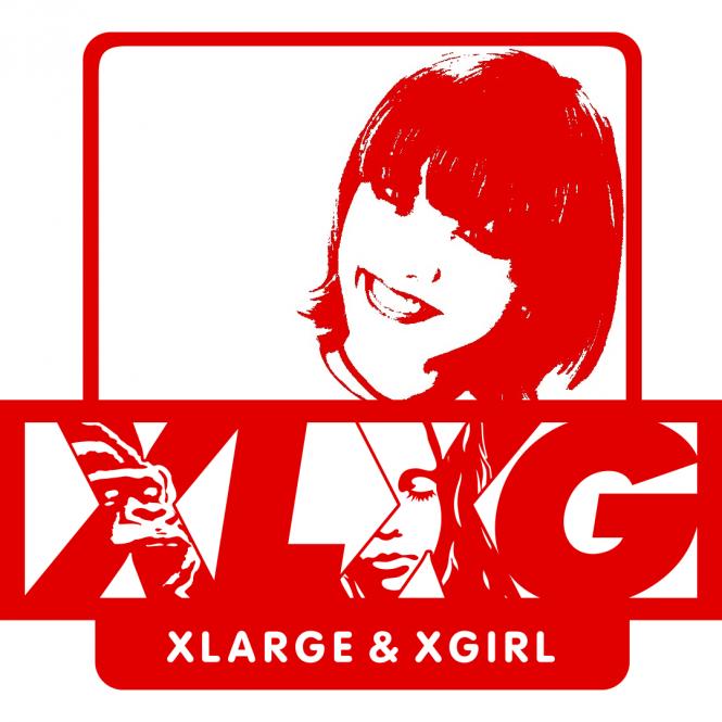 X-girl店舗 バージョン