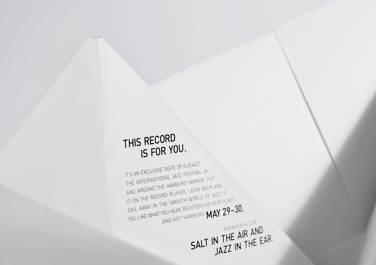THE SWINGING PAPER BOAT 7
