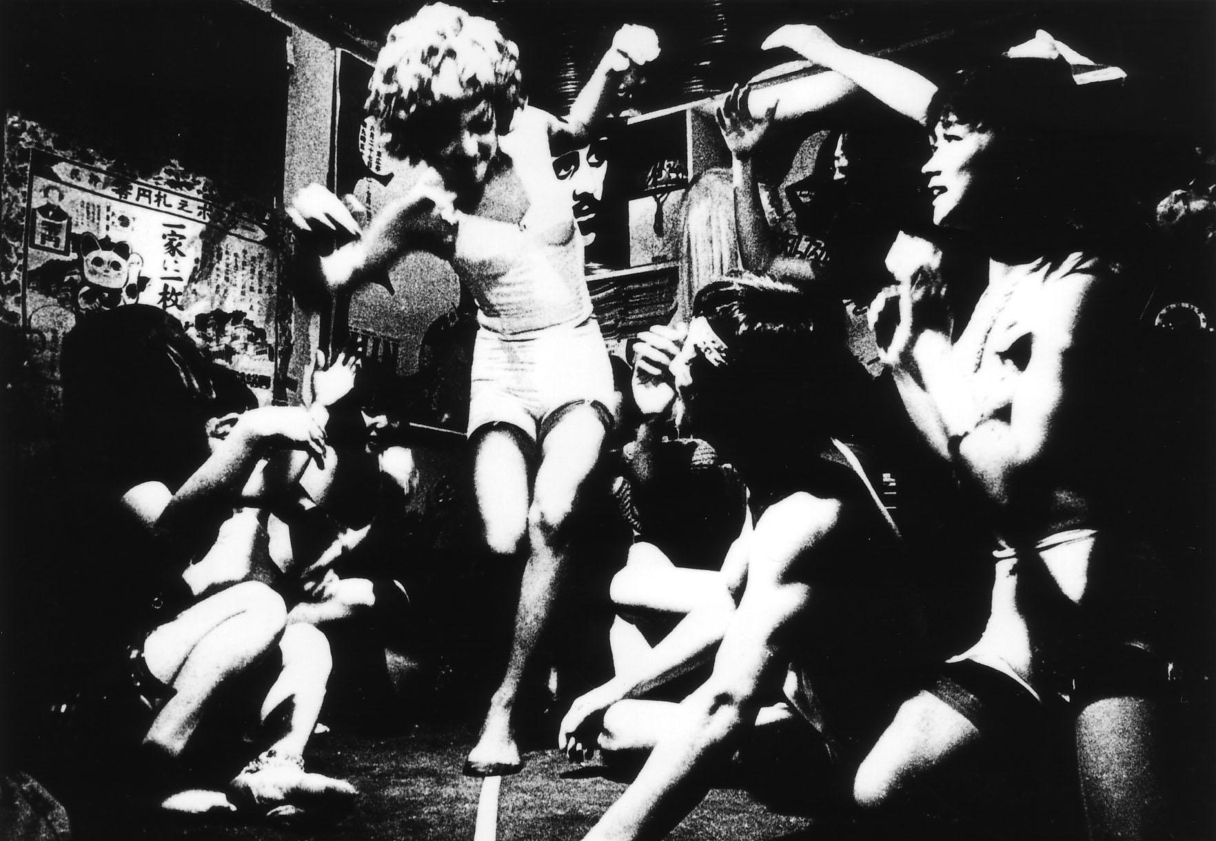 『薔薇の葬列』1969_2
