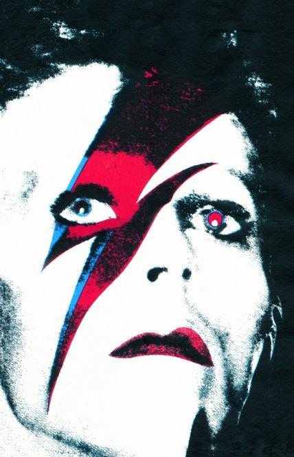 Bowie Face No 1