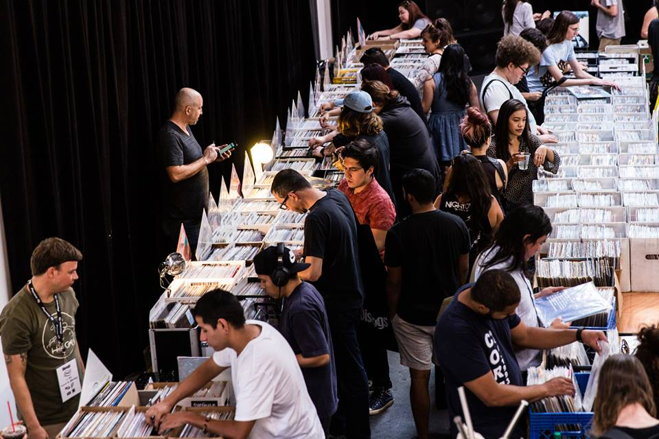 Crate Diggers Los Angeles Record Fair 2
