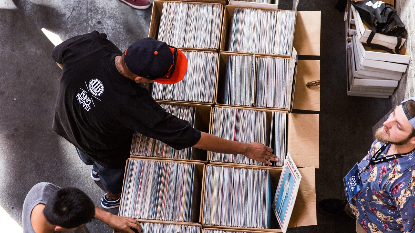 Crate Diggers Los Angeles Record Fair 3
