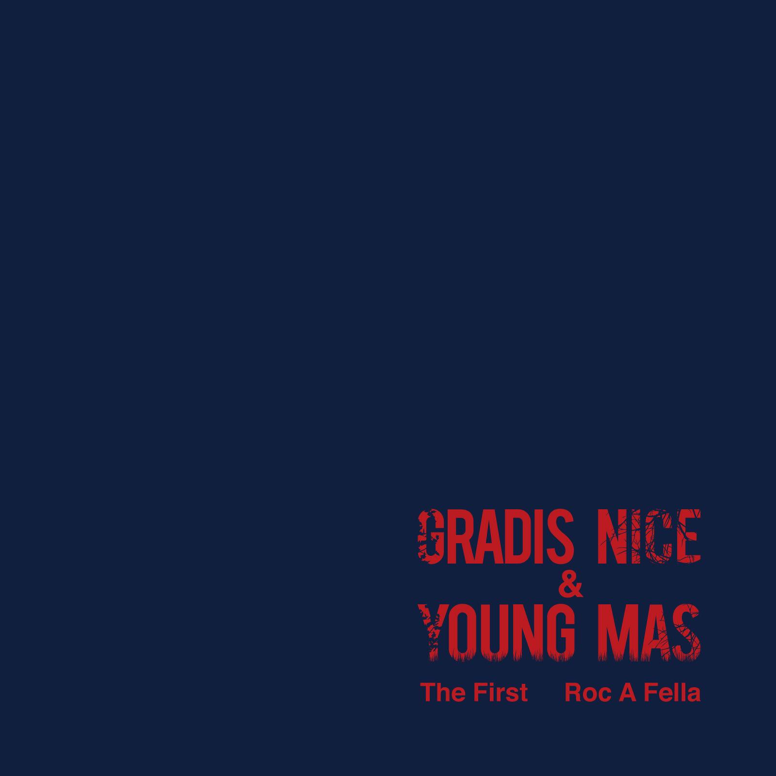 GRADIS NICE&YOUNG MAS_7inch J写