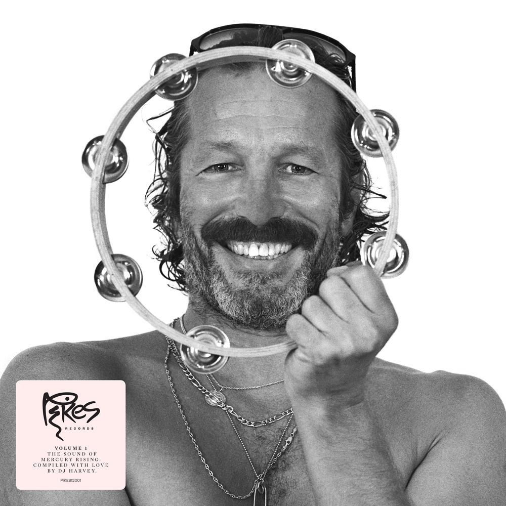 DJ Harvey17_Mercury Rising_cover