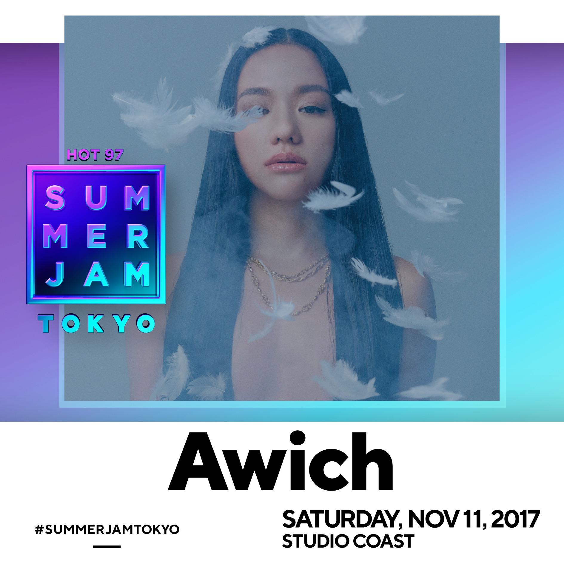 Awich 2017