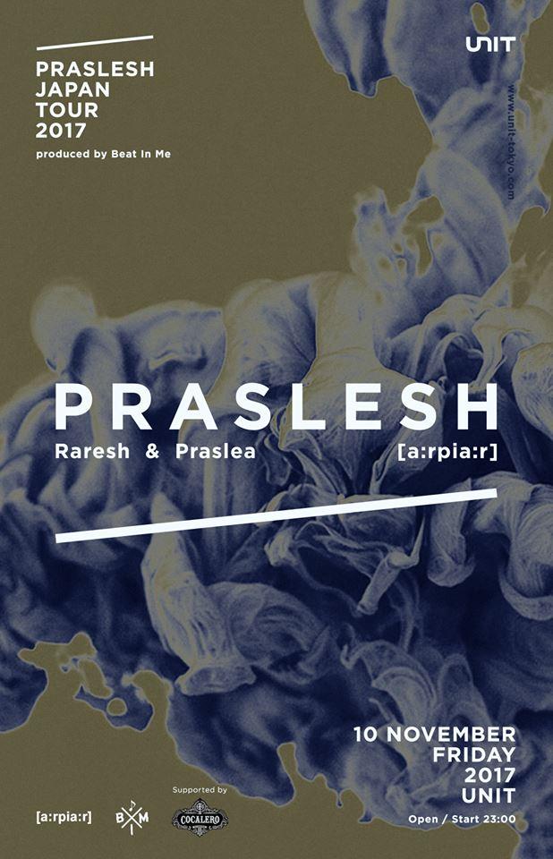 17.11.10 Prasleshフライヤー表