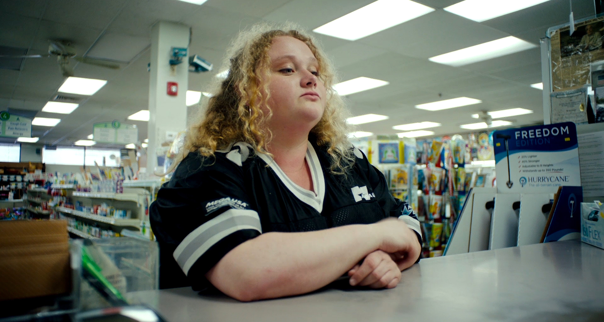 Danielle Macdonald in the film PATTI CAKE$. Photo courtesy of Fox Searchlight Pictures. © 2017 Twentieth Century Fox Film Corporation All Rights Reserved