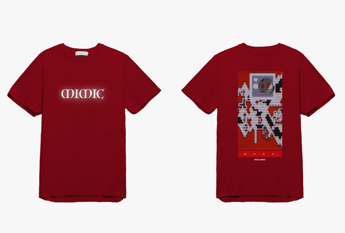 M.E.S.H. x Radd Lounge T Shirts
