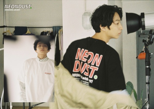 NEONDUST T-shirt 5463+Tax