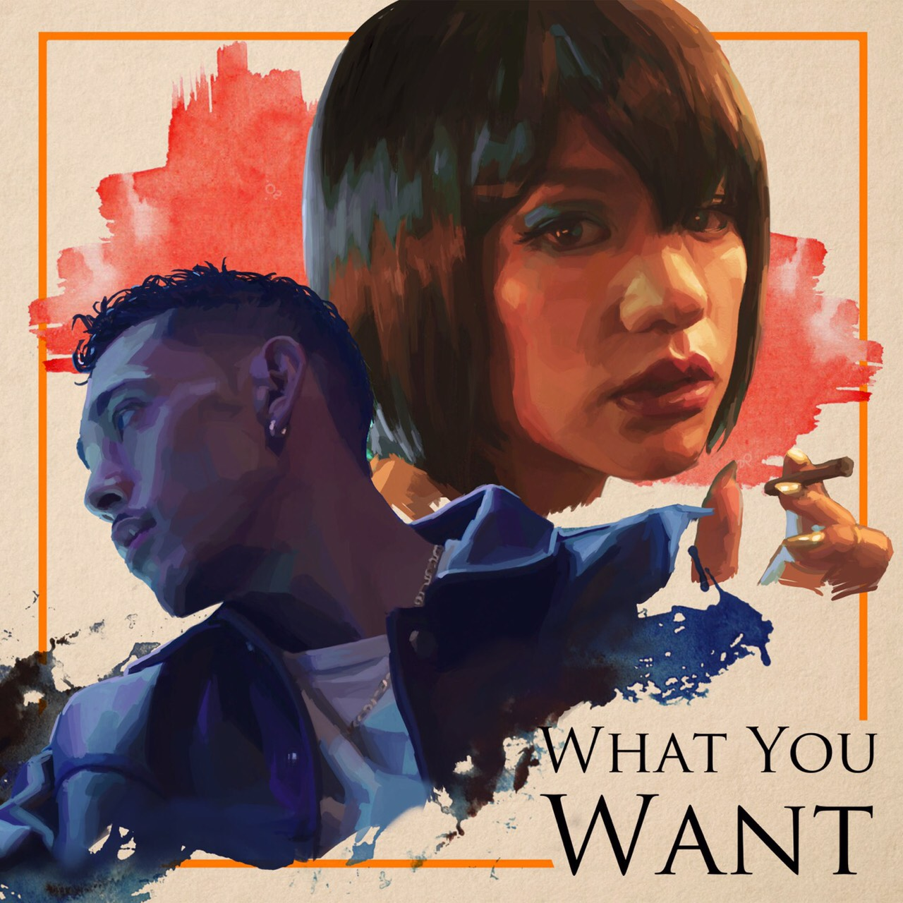 What You Want_J