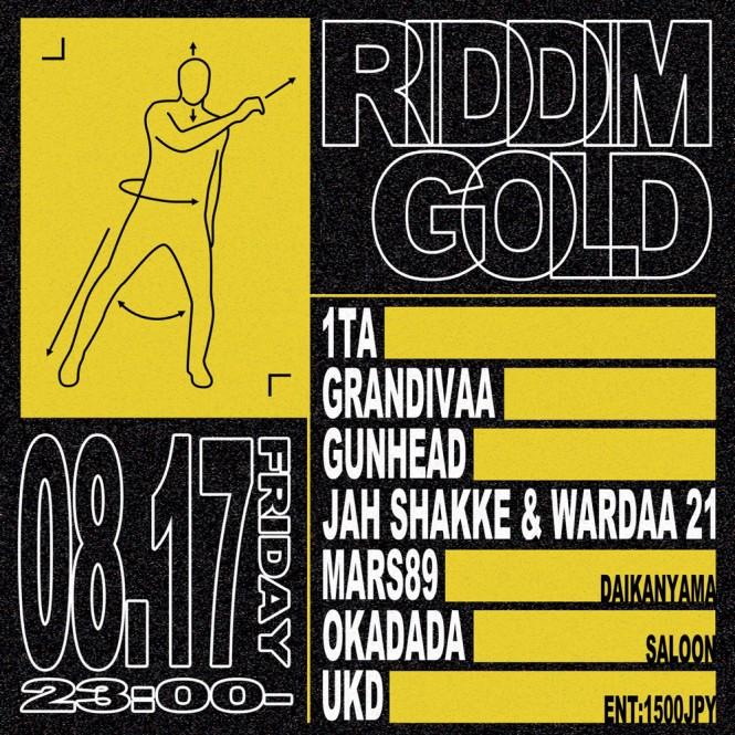 RIDDIM GOLD
