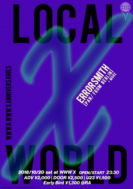 181020_Local-X-World-Errosmith_flyer