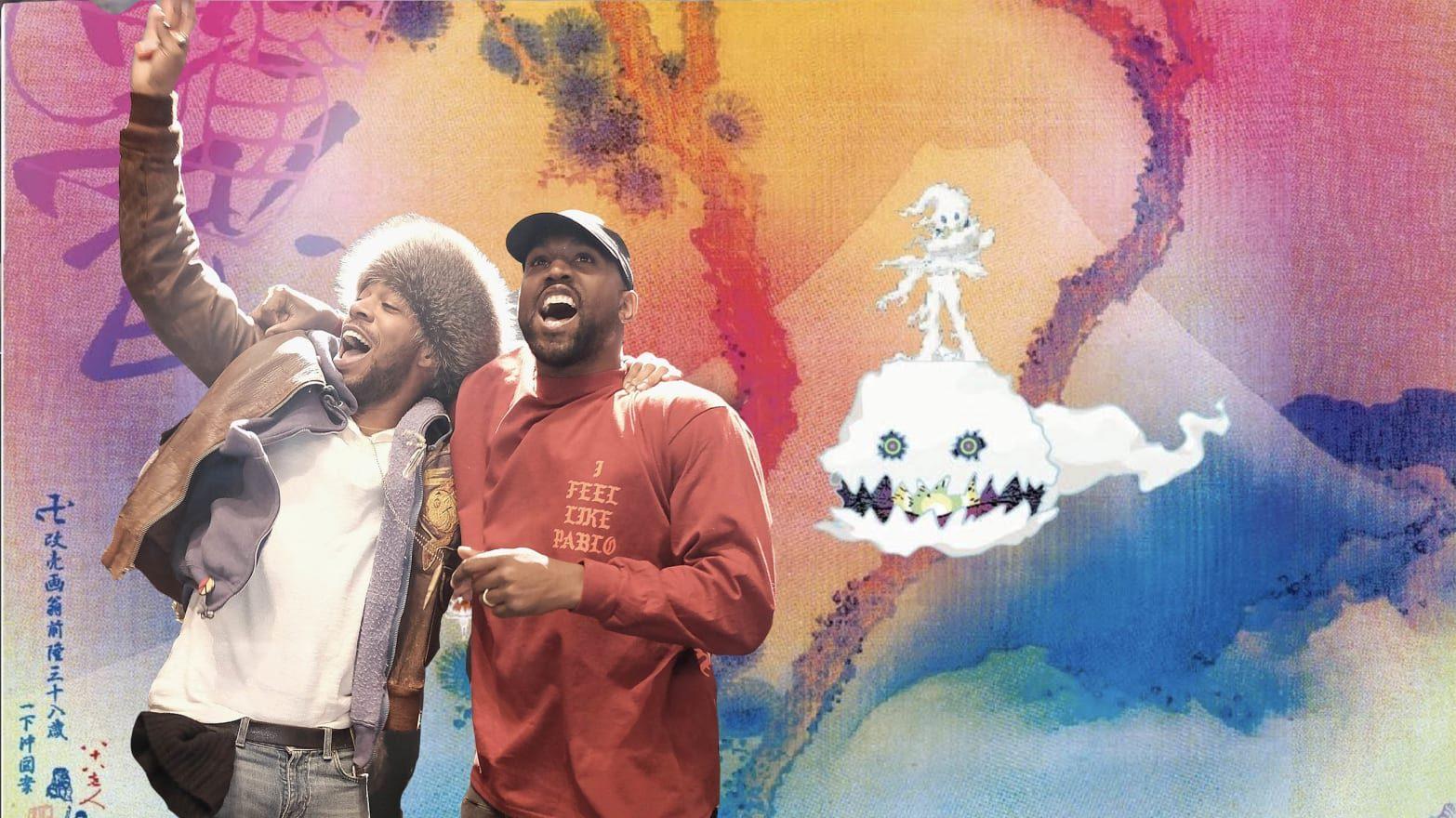 Kanye WestとKid Cudiが『KIDS SEE GHOSTS』でのサンプリングが原因で訴えられる ...