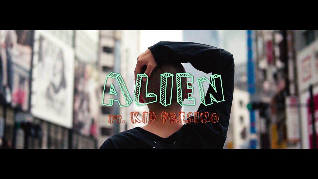 """SPARTAがKID FRESINOをフィーチャーした新曲""""ALIEN""""のミュージック ..."""